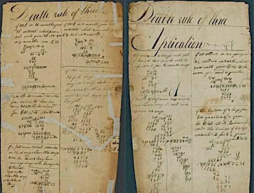 Lincoln - manuscript