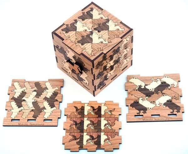 Makoto Nakamura's Tessellations» του Kevin Lee