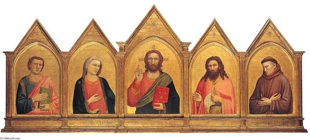 Giotto-Di-Bondone-Peruzzi-Altarpiece