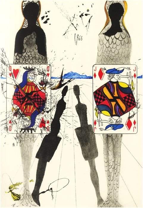 SALVADOR DALÍ (1969)