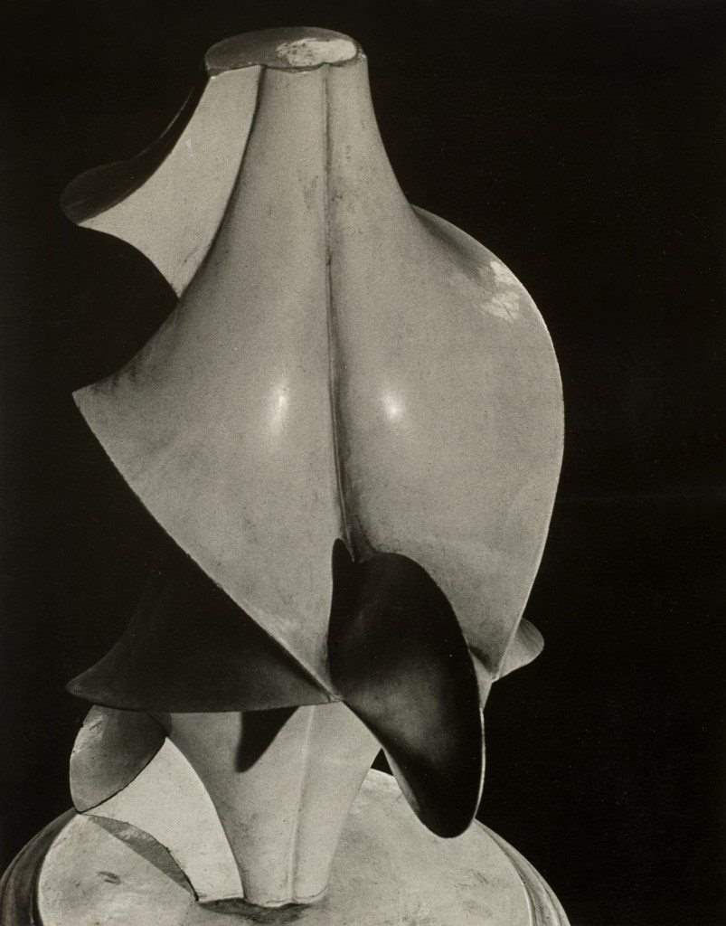 Man Ray, Mathematical Object, 1934-35. Gelatin silver print, 11 3/8 x 9 in. Private Collection, Paris. © Man Ray Trust / Artists Rights Society (ARS), NY/ ADAGP, Paris 2015