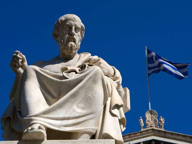 Plato-Statue-Rex
