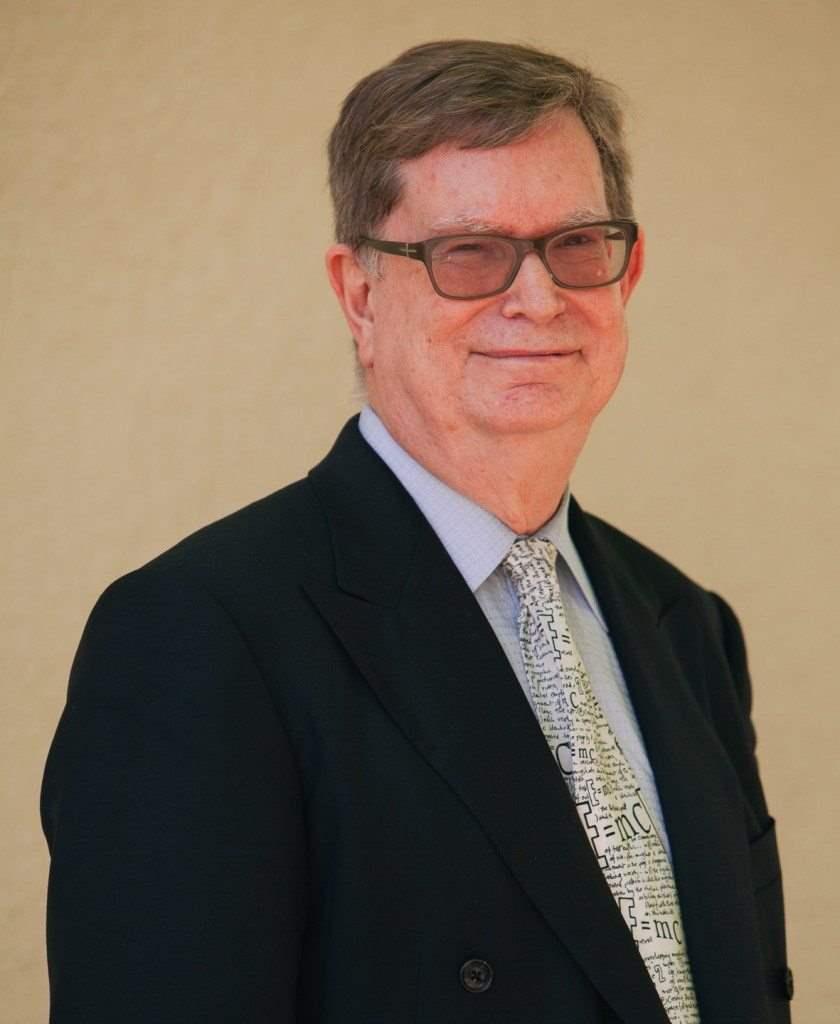 George Smoot, Κάτοχος Βραβείου Nobel Φυσικής 2006 – Καθηγητής Φυσικής Πανεπιστημίου Μπέρκλεϊ της Καλιφόρνια
